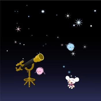 ヤミ箱『星箱』コンプ「きら星」「雪虫(2種)」「アンティーク望遠鏡」など